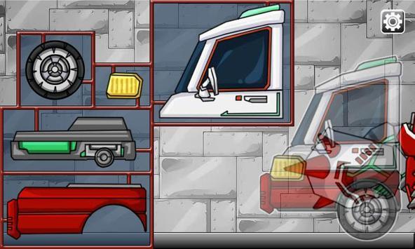 Ankylosaurus - Combine! Dino Robot screenshot 1