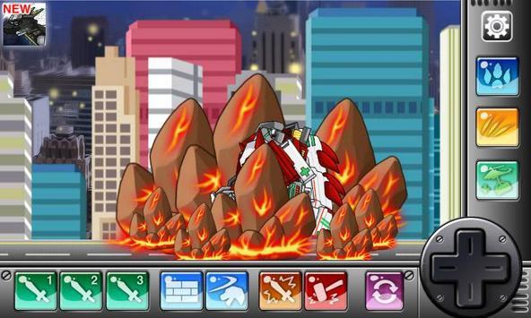 Ankylosaurus - Combine! Dino Robot screenshot 2