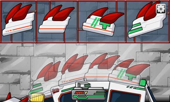 Ankylosaurus - Combine! Dino Robot screenshot 4
