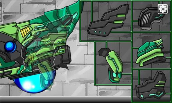 Dino Robot - Dr.Ptera apk screenshot