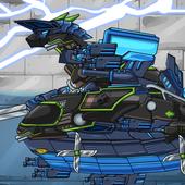 Parasauraptor - Dino Robot icon