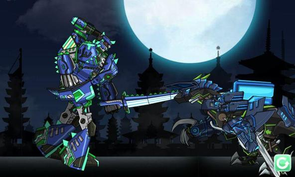Parasauraptor - Dino Robot screenshot 3