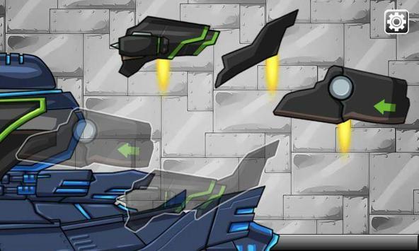 Parasauraptor - Dino Robot screenshot 2