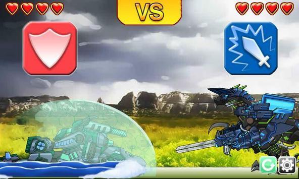 Parasauraptor - Dino Robot screenshot 4