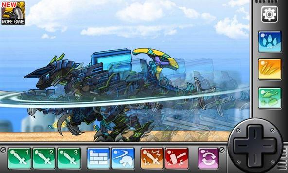 Parasauraptor - Dino Robot screenshot 5