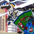 Transform! Dino Robot - Velociraptor Cops