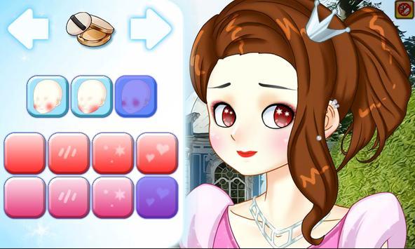 Princess Makeup2 screenshot 2