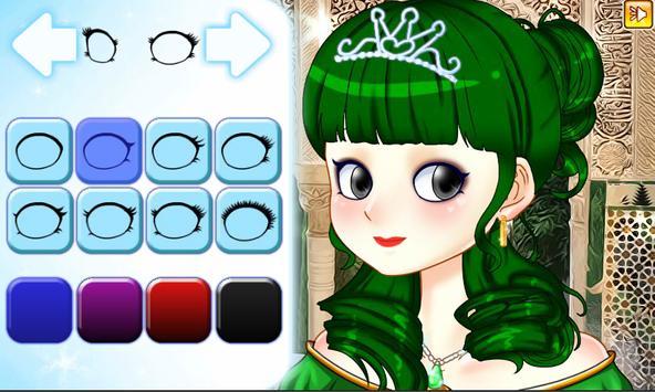 Princess Makeup2 screenshot 5