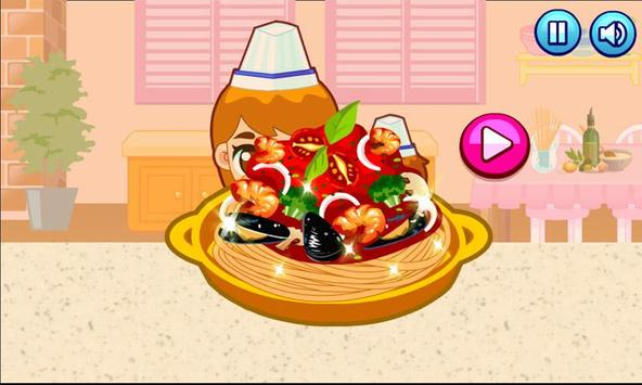 Cook pasta with mom screenshot 5