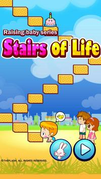stair of life poster