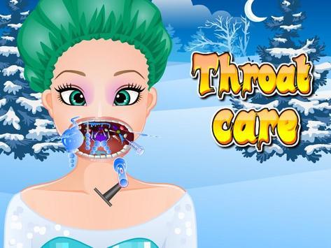 Throat Doctor Games for Kids apk screenshot