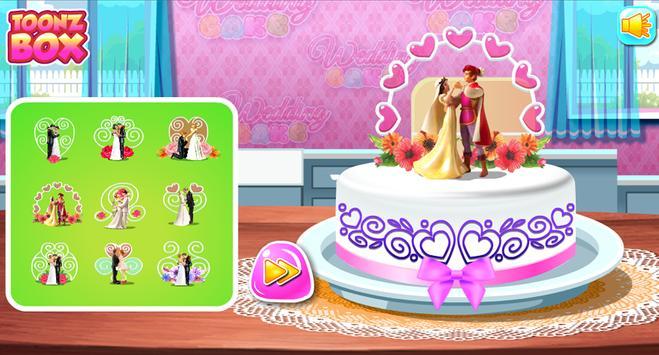 Wedding Cake - Cooking Game apk screenshot