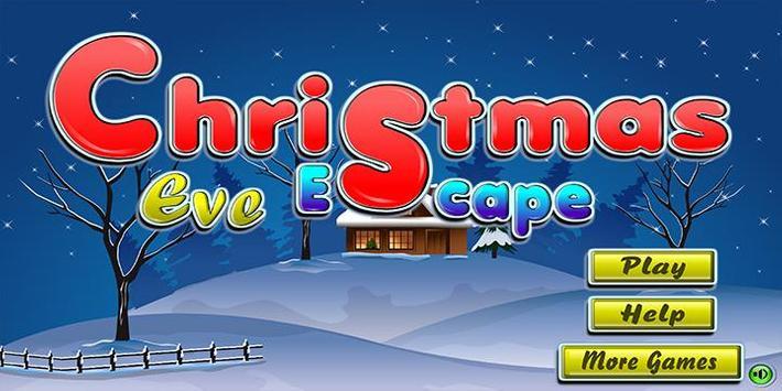 Escape games_Christmas Eve poster