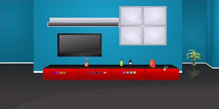 Escape games_Blue Room escape screenshot 7