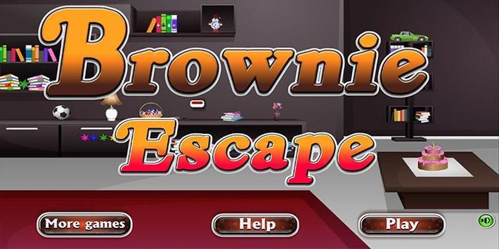 Escape Game Brownie Escape poster