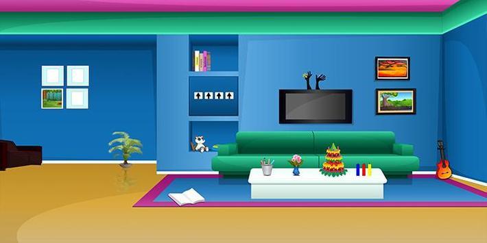 Escape game_Elegant House poster