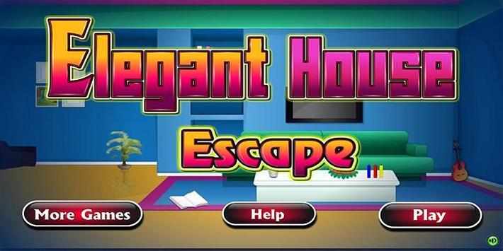 Escape game_Elegant House apk screenshot