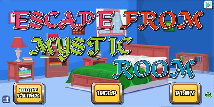 Escape games_Escape mysticroom poster