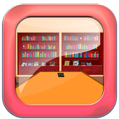 Escape game_Escape from book icon