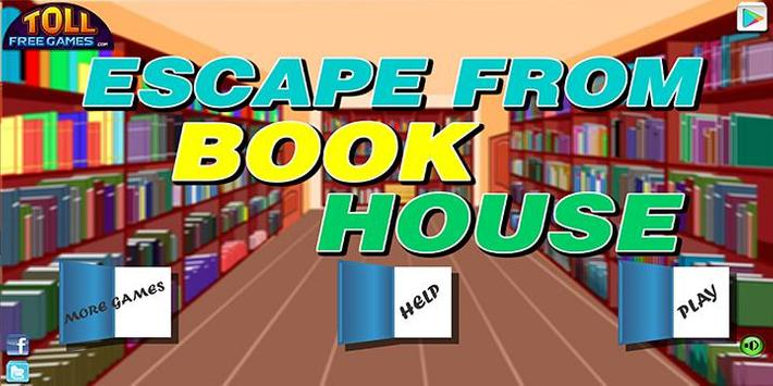 Escape game_Escape from book apk screenshot