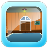Escape games_plywood shelter icon