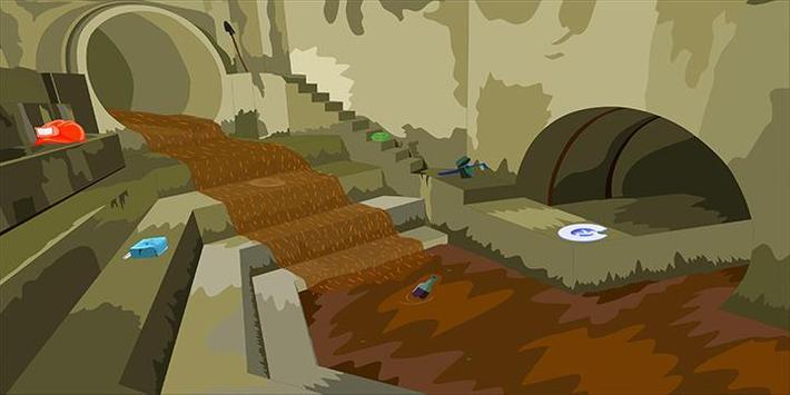 Escape Game Swamp Drainage apk screenshot