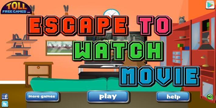 Escape game_Escape watch movie poster