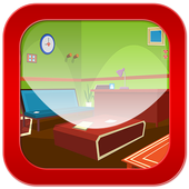 Escape games_Fetching room icon