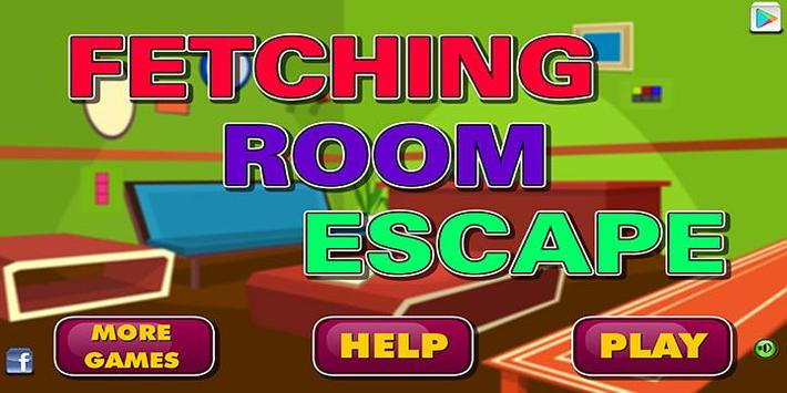 Escape games_Fetching room poster