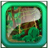 Escape game_Jungle riverescape icon
