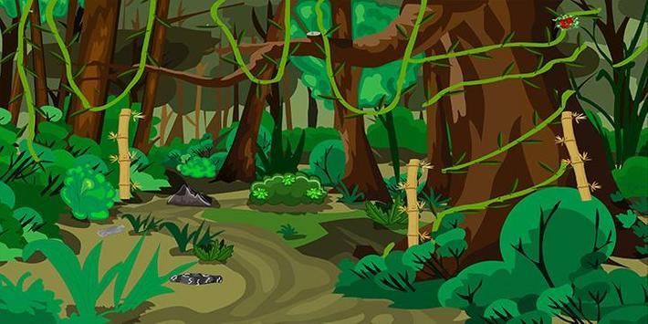 Escape game_Jungle riverescape apk screenshot