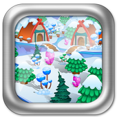 Escape games_North pole Part-1 icon