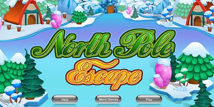 Escape games_North pole Part-1 poster