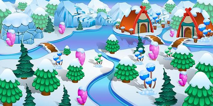 Escape games_North pole Part-1 screenshot 1