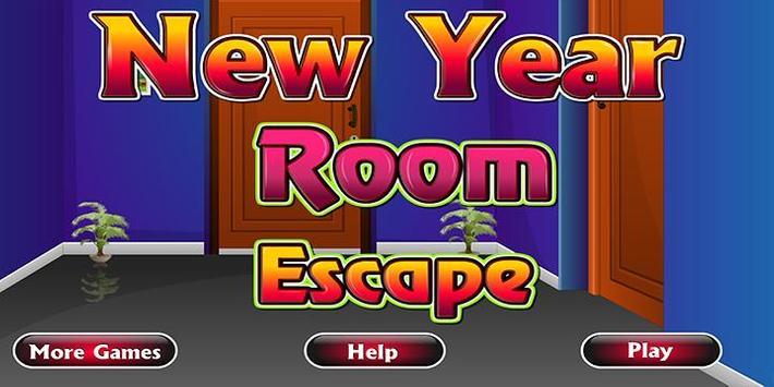 Escape games_ New Year Escape poster
