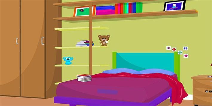 Escape game_Secured room apk screenshot