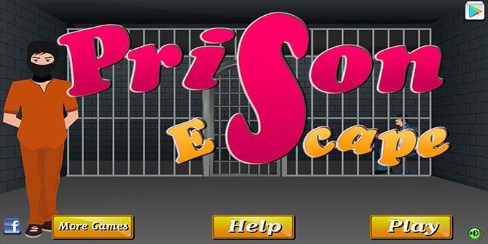 Escape games_Prison Escape poster