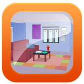 Escape game_Real view room icon