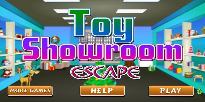 Escape game_Toy  Showroom poster