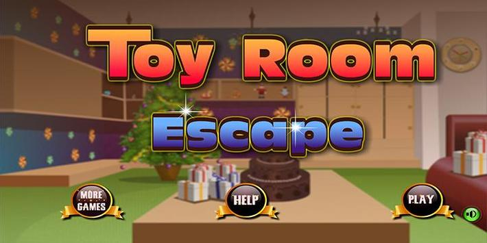 Escape game_Toy Room Escape poster
