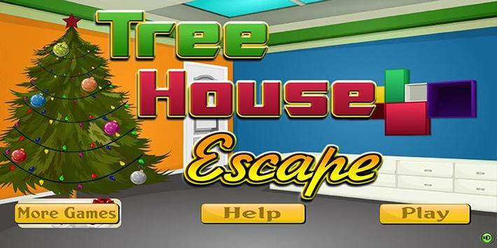 Escape Game Tree House Escape poster