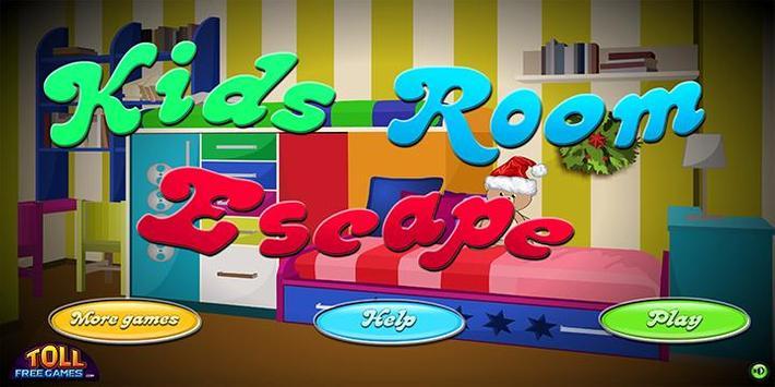 Escape Game Kids Room poster