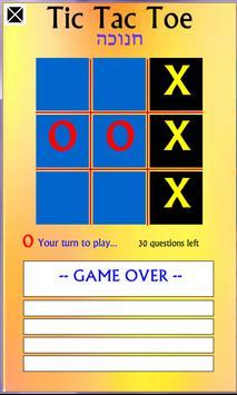 Trivia Tic Tac toe screenshot 2