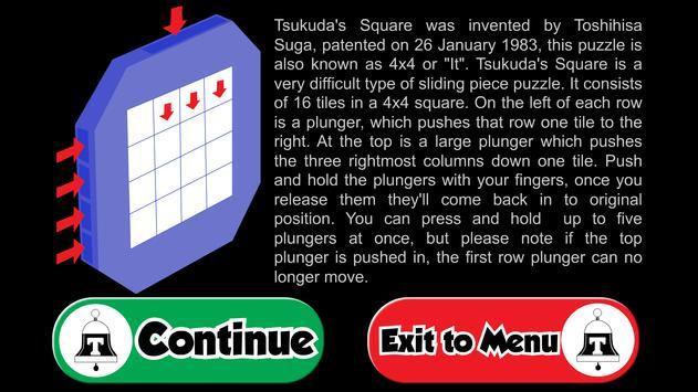 Tsukuda's square screenshot 6