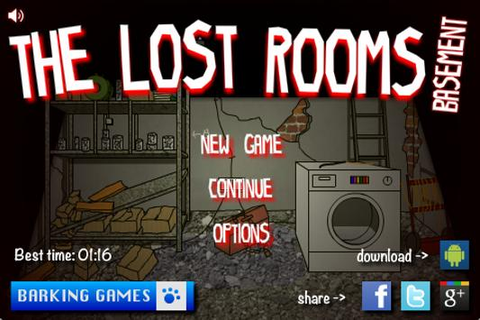 The Lost Rooms: Basement poster