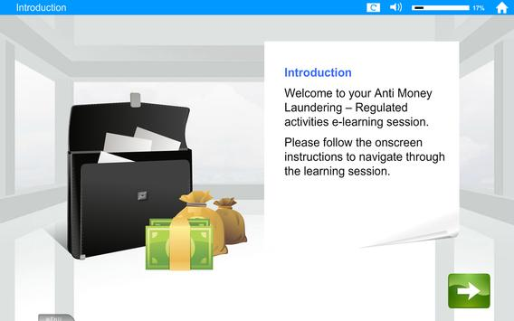 Money Laundering Regulated screenshot 12