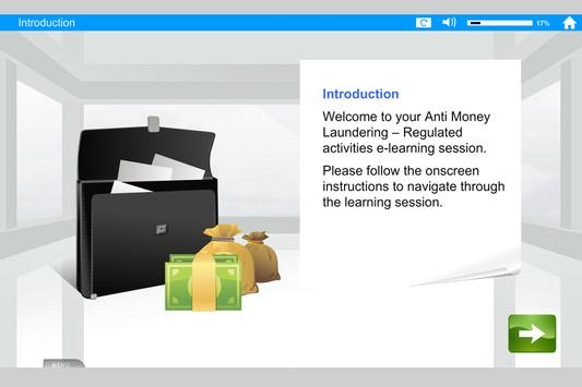 Money Laundering Regulated screenshot 2