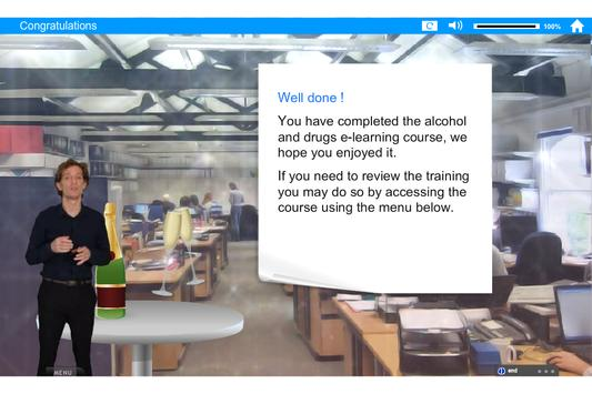 Alcohol and Drugs e-Learning screenshot 10