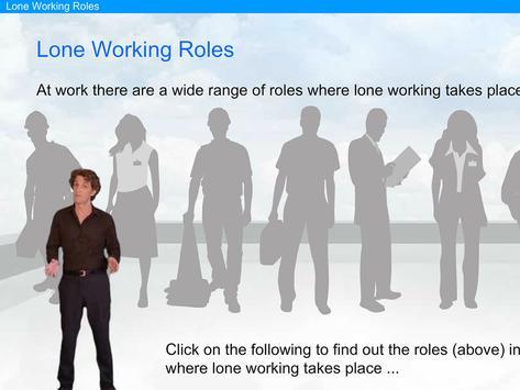 Lone Worker e-Learning screenshot 4
