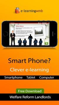 Welfare Reform Act e-Learning screenshot 10